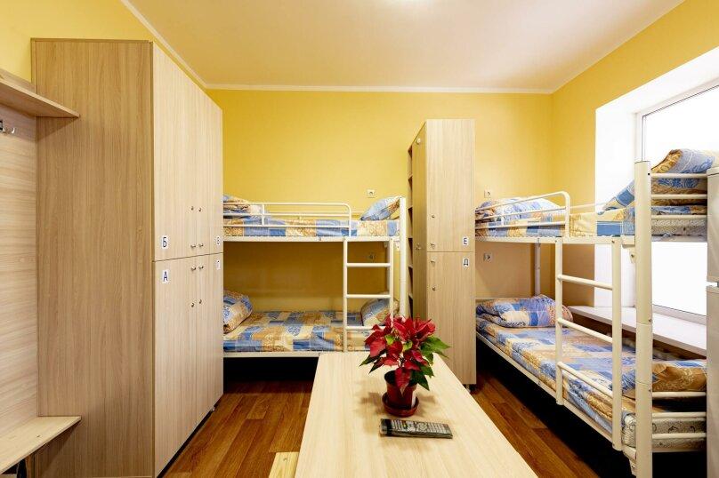 МТМ Хостел, улица Корнеева, 14 на 20 комнат - Фотография 16