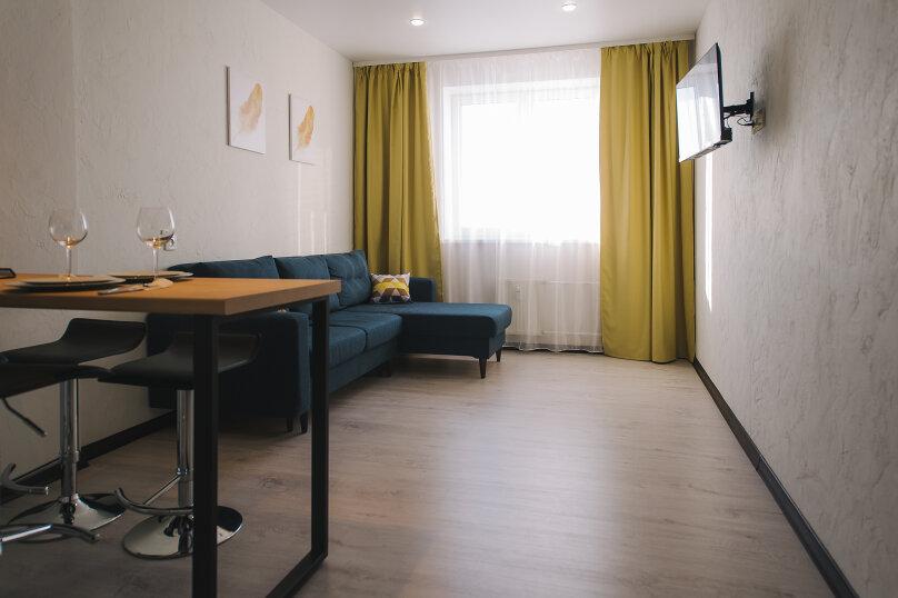 2-комн. квартира, 47 кв.м. на 4 человека, улица Механошина, 15, Пермь - Фотография 8