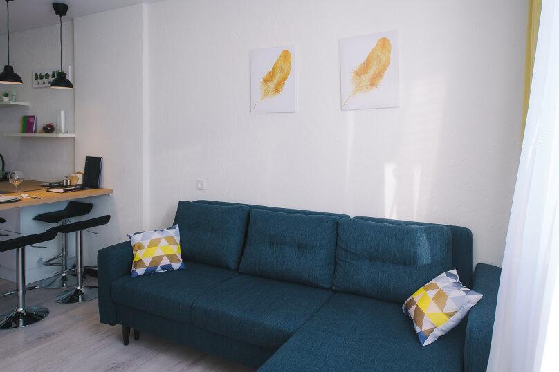 2-комн. квартира, 47 кв.м. на 4 человека, улица Механошина, 15, Пермь - Фотография 9