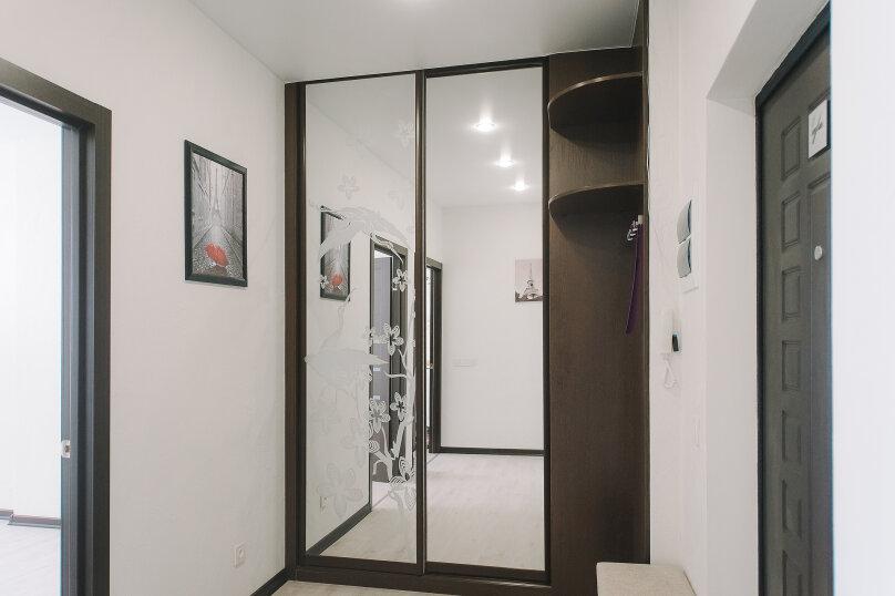 2-комн. квартира, 47 кв.м. на 4 человека, улица Механошина, 15, Пермь - Фотография 15
