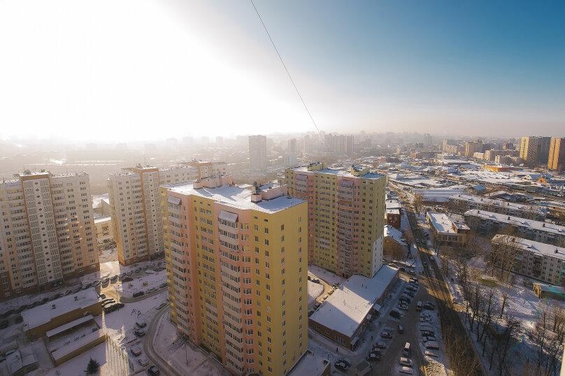 2-комн. квартира, 47 кв.м. на 4 человека, улица Механошина, 15, Пермь - Фотография 18