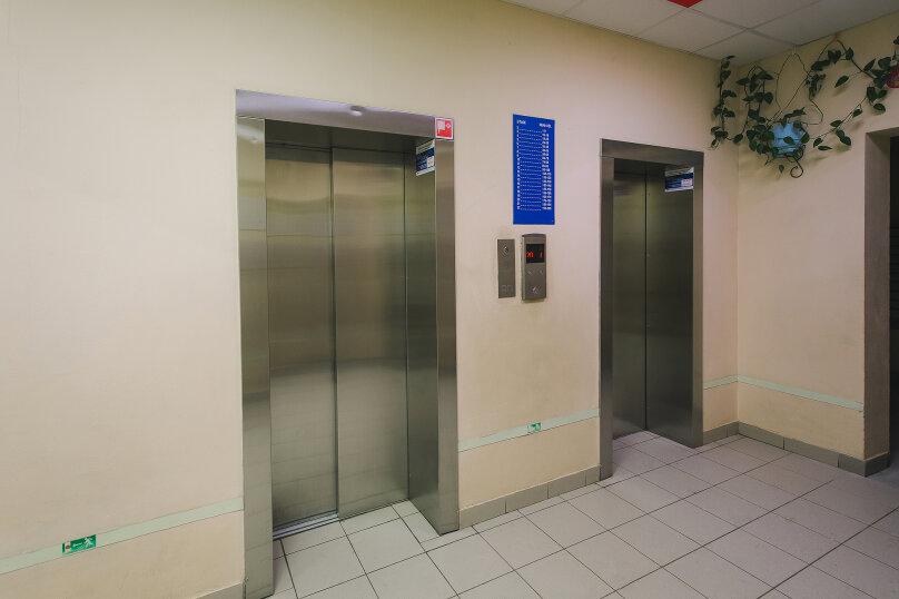 2-комн. квартира, 47 кв.м. на 4 человека, улица Механошина, 15, Пермь - Фотография 21