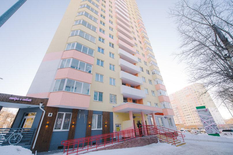 2-комн. квартира, 47 кв.м. на 4 человека, улица Механошина, 15, Пермь - Фотография 22