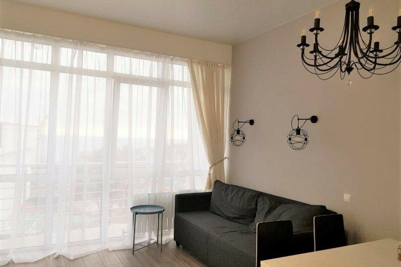 1-комн. квартира, 43 кв.м. на 4 человека, улица Щорса, 42к3А, Ялта - Фотография 11