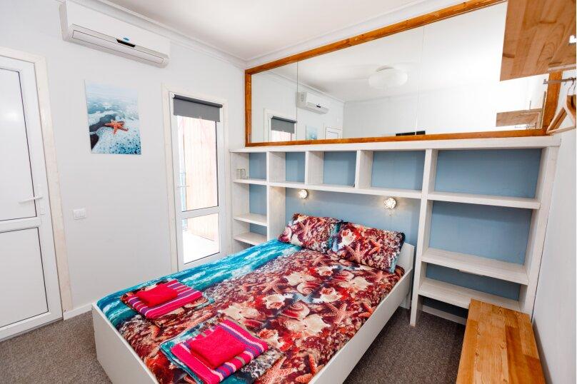 Двухместный с балконом с двухспальной кроватью, Ландышевая улица, 178, микрорайон Мамайка, Сочи - Фотография 1