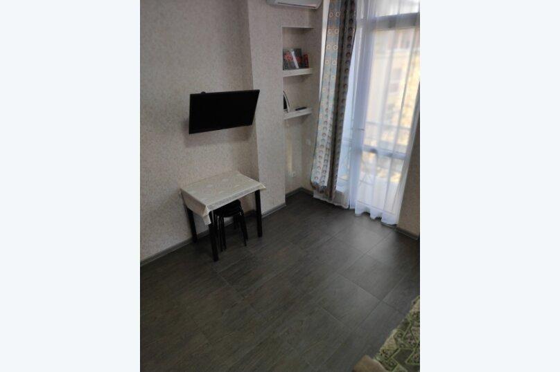 1-комн. квартира, 25 кв.м. на 3 человека, улица Просвещения, 118к1, Адлер - Фотография 7