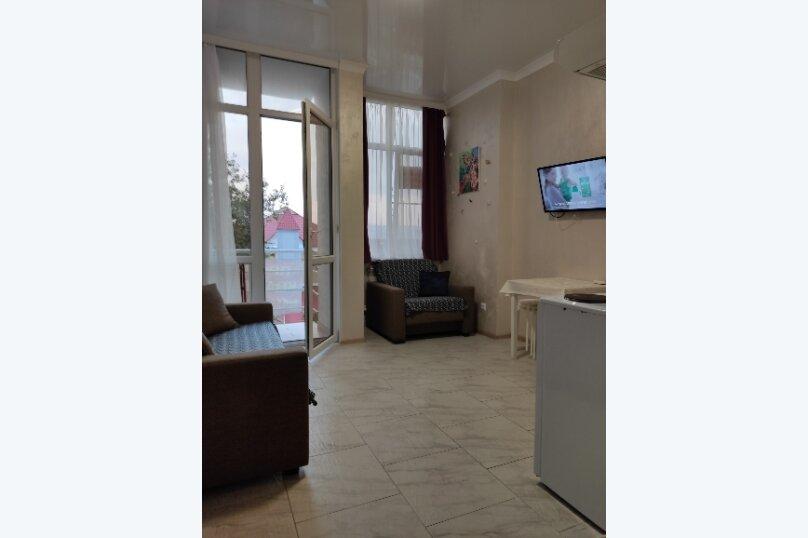 1-комн. квартира, 25 кв.м. на 3 человека, улица Просвещения, 118к1, Адлер - Фотография 6