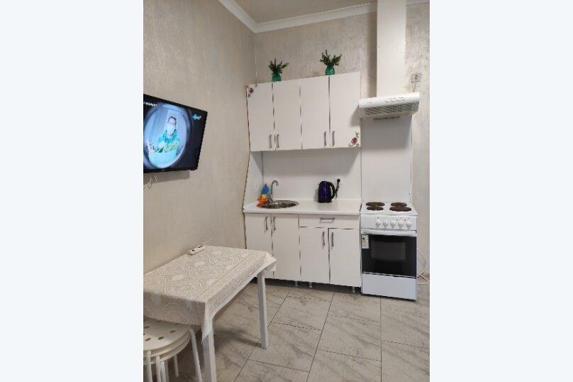 1-комн. квартира, 25 кв.м. на 3 человека, улица Просвещения, 118к1, Адлер - Фотография 1