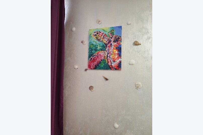 1-комн. квартира, 25 кв.м. на 3 человека, улица Просвещения, 118к1, Адлер - Фотография 8