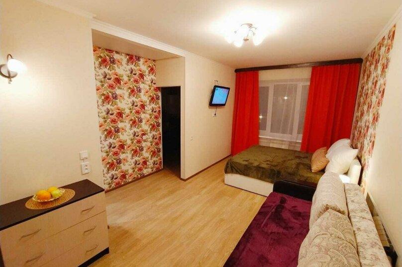 1-комн. квартира, 40 кв.м. на 4 человека, улица Горького, 102, Рязань - Фотография 2