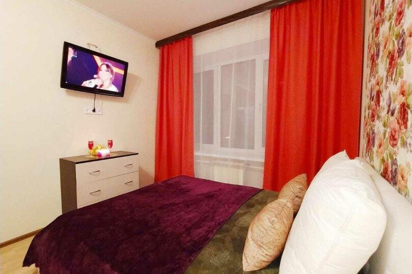 1-комн. квартира, 40 кв.м. на 4 человека, улица Горького, 102, Рязань - Фотография 7