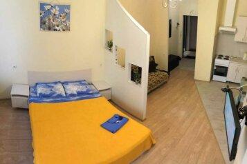 1-комн. квартира, 31 кв.м. на 4 человека, улица Просвещения, 118к1, Адлер - Фотография 1