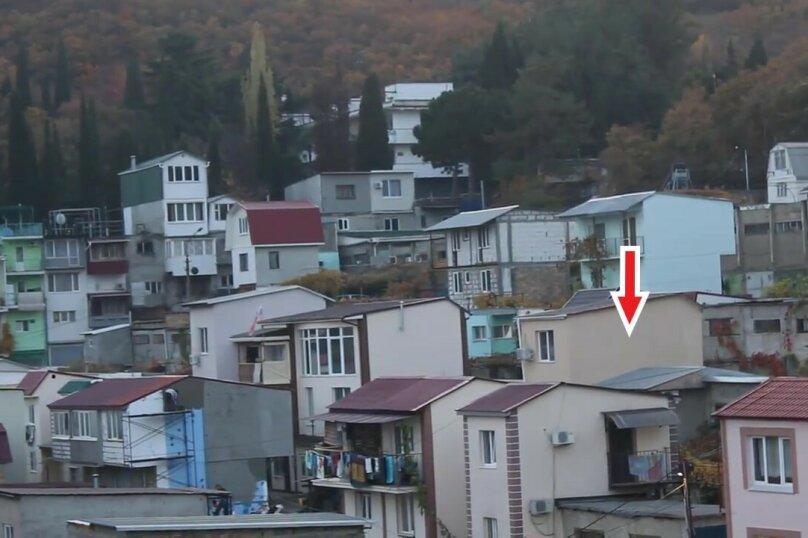 Коттедж с террасой, гаражом и видом на море с 1 спальней, 52 кв.м. на 4 человека, 1 спальня, Октябрьская улица, 15, Алушта - Фотография 17