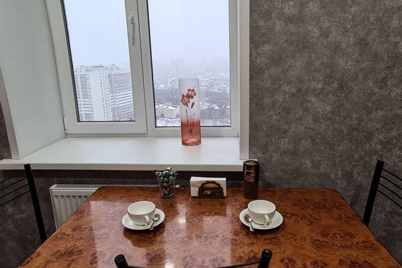 1-комн. квартира, 40 кв.м. на 2 человека, Олимпийский бульвар , 6, Воронеж - Фотография 4
