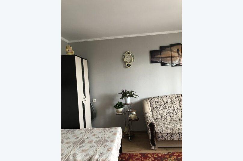 1-комн. квартира, 38 кв.м. на 3 человека, Севастопольская улица, 19, Новофёдоровка, Саки - Фотография 9