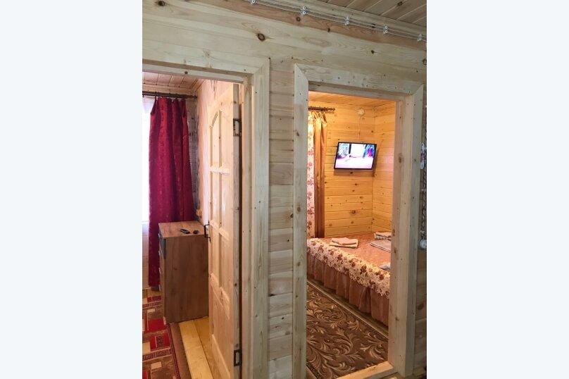 Дом, 54 кв.м. на 6 человек, 2 спальни, с/п Селищенское, нп т/б Чайка, Селище - Фотография 11