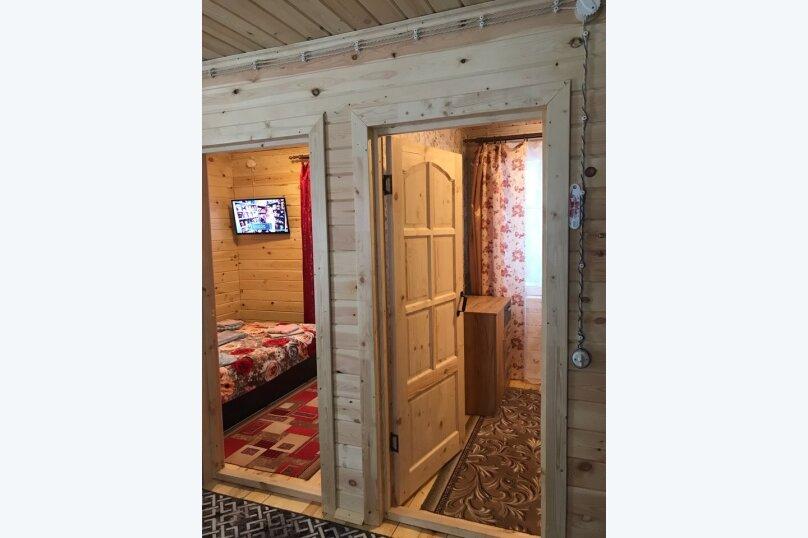 Дом, 54 кв.м. на 6 человек, 2 спальни, с/п Селищенское, нп т/б Чайка, Селище - Фотография 12