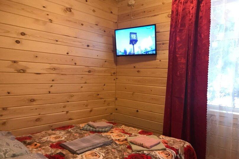 Дом, 54 кв.м. на 6 человек, 2 спальни, с/п Селищенское, нп т/б Чайка, Селище - Фотография 15