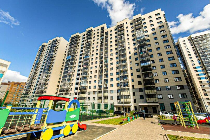 1-комн. квартира, 48 кв.м. на 6 человек, улица Алексея Козина, 7, Казань - Фотография 19
