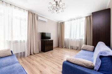 2-комн. квартира, 76 кв.м. на 6 человек, улица Алексея Козина, 3А, Казань - Фотография 1