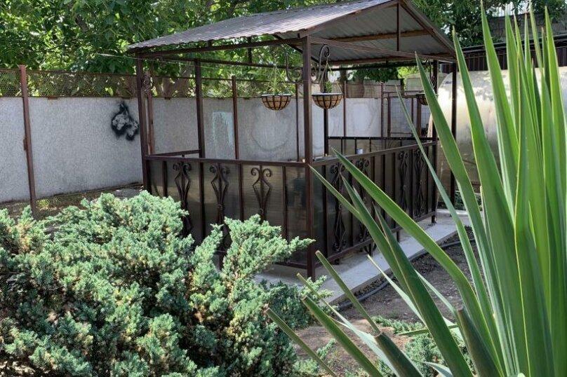 Дом, 54 кв.м. на 5 человек, 2 спальни, Родниковая улица, 43, Витязево - Фотография 1