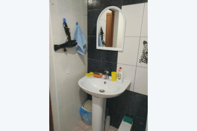 Апартаменты с кухней четырехместный , улица Чкалова, 29/1, Адлер - Фотография 7
