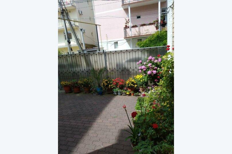 Апартаменты с кухней четырехместный , улица Чкалова, 29/1, Адлер - Фотография 11
