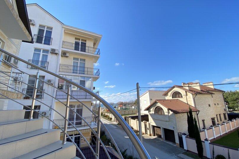 Персиковый от 2-х до 4-х мест 2-й этаж с террасой,  ул. Южная , 6, Геленджик - Фотография 8