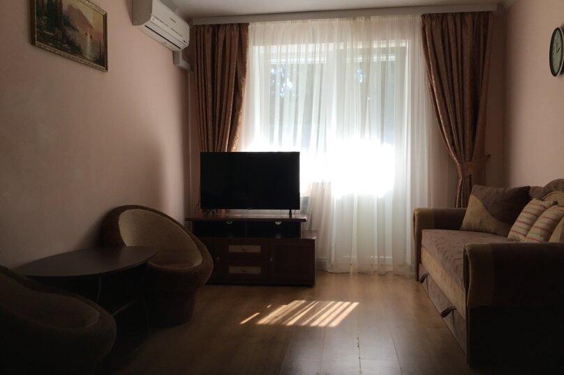 2-комн. квартира, 45.3 кв.м. на 6 человек, Алупкинское шоссе, 34, Гаспра - Фотография 20