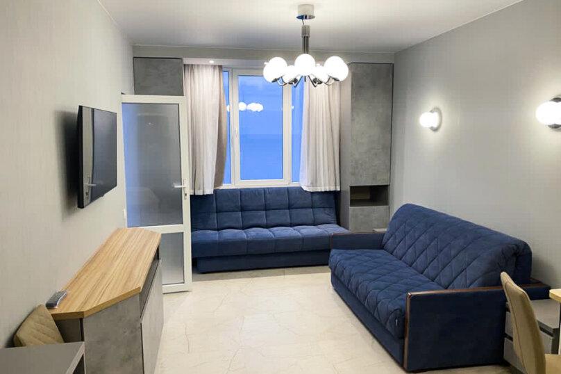 1-комн. квартира на 4 человека, Отрадная улица, 25А, Отрадное, Ялта - Фотография 10
