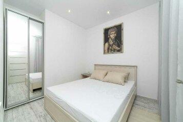 2-комн. квартира, 40 кв.м. на 5 человек, улица Энгельса, 14, Алушта - Фотография 1