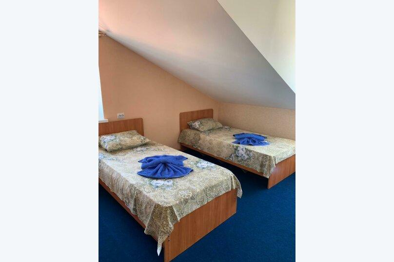 2-х местный стандрат с двумя отдельными кроватями, Советская улица, 20, Межводное - Фотография 3