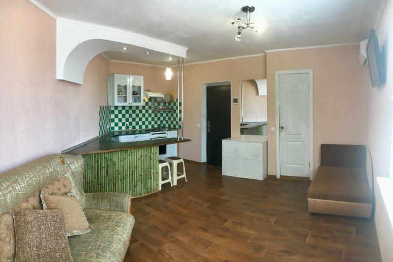 Дом-студия, 35 кв.м. на 3 человека, 1 спальня, Красномаякская улица, 8, Симеиз - Фотография 2