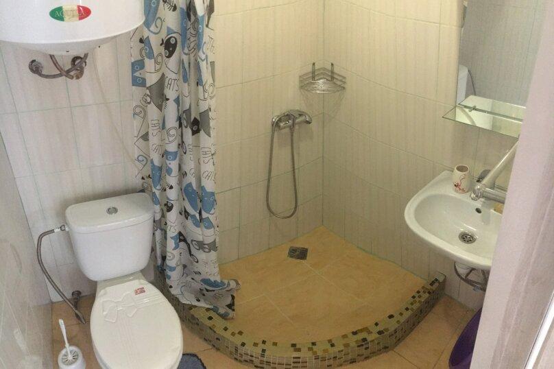 Дом-студия, 35 кв.м. на 3 человека, 1 спальня, Красномаякская улица, 8, Симеиз - Фотография 4