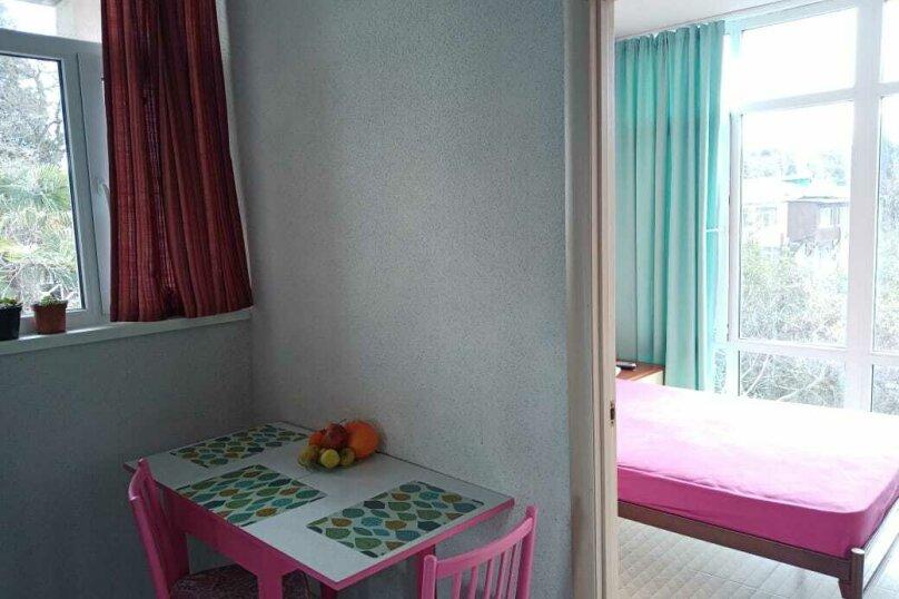 2-комн. квартира, 42 кв.м. на 4 человека, улица Яна Булевского, 4, Ялта - Фотография 8