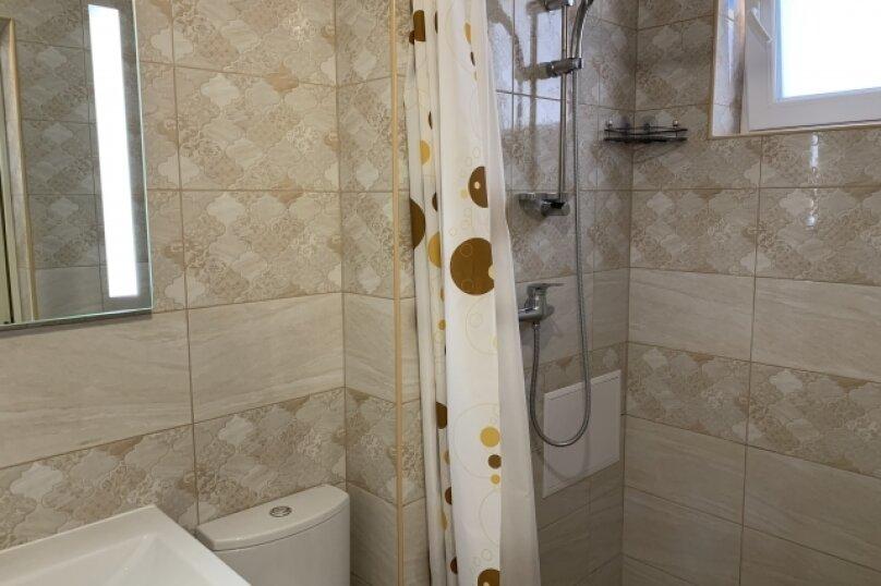 Двухкомнатный комфорт с кухней, улица Спендиарова, 11А, Судак - Фотография 5