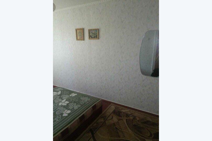 2-комн. квартира на 5 человек, улица Сырникова, 6, Мирный, Крым - Фотография 7
