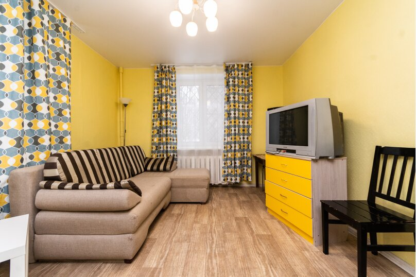 1-комн. квартира, 35 кв.м. на 4 человека, Рашетова улица, 7, Санкт-Петербург - Фотография 2