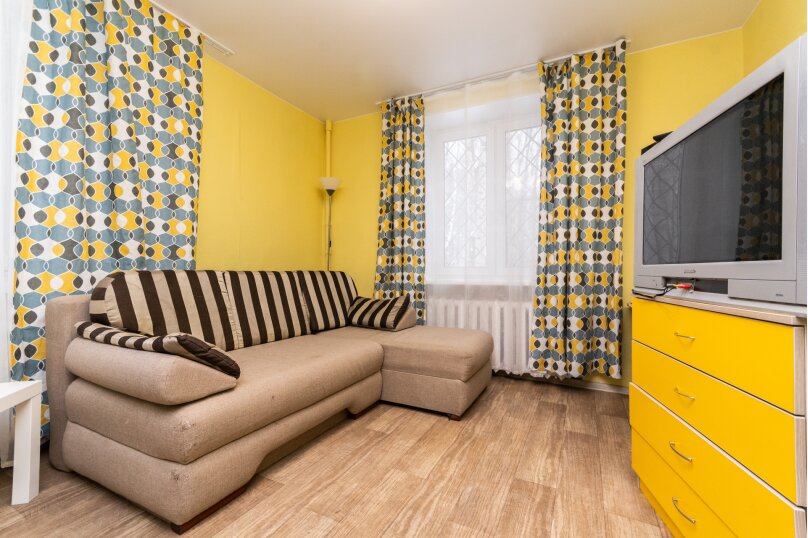 1-комн. квартира, 35 кв.м. на 4 человека, Рашетова улица, 7, Санкт-Петербург - Фотография 4