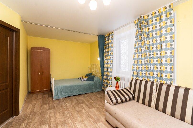 1-комн. квартира, 35 кв.м. на 4 человека, Рашетова улица, 7, Санкт-Петербург - Фотография 6