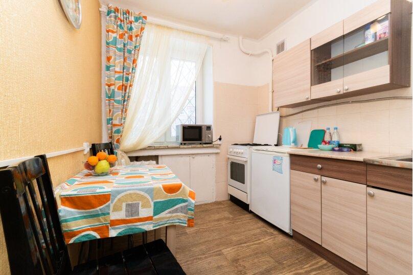 1-комн. квартира, 35 кв.м. на 4 человека, Рашетова улица, 7, Санкт-Петербург - Фотография 12