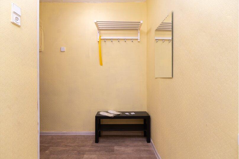 1-комн. квартира, 35 кв.м. на 4 человека, Рашетова улица, 7, Санкт-Петербург - Фотография 16