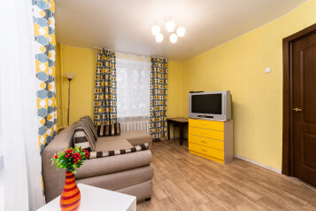 1-комн. квартира, 35 кв.м. на 4 человека, Рашетова улица, 7, Санкт-Петербург - Фотография 1