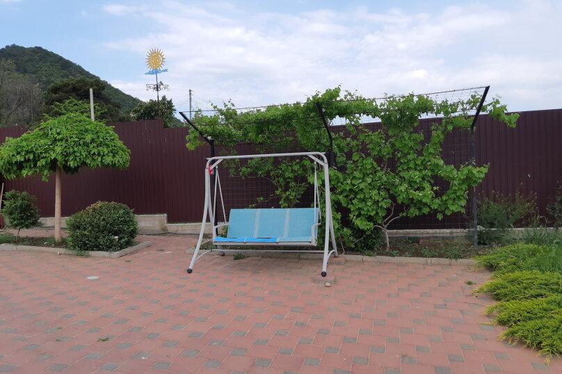 """Гостиница """"На Алуштинской 47"""", Алуштинская улица, 47 на 4 комнаты - Фотография 12"""