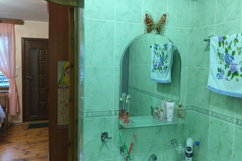 Дом 50 кв. м, 50 кв.м. на 5 человек, 2 спальни, Севастопольское шоссе, 8Ж, Алупка - Фотография 16