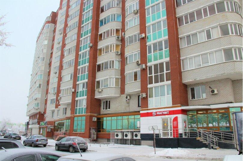 1-комн. квартира, 35 кв.м. на 4 человека, улица 50 лет ВЛКСМ, 13к3, Тюмень - Фотография 2