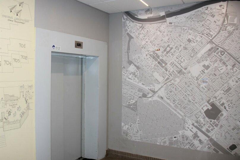 1-комн. квартира, 35 кв.м. на 4 человека, улица 50 лет ВЛКСМ, 13к3, Тюмень - Фотография 16