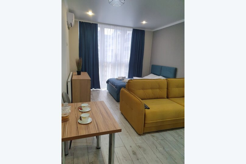 1-комн. квартира, 34 кв.м. на 4 человека, улица Карякина, 5к2, Краснодар - Фотография 1