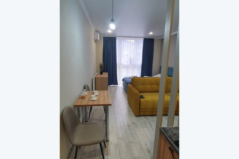 1-комн. квартира, 34 кв.м. на 4 человека, улица Карякина, 5к2, Краснодар - Фотография 11
