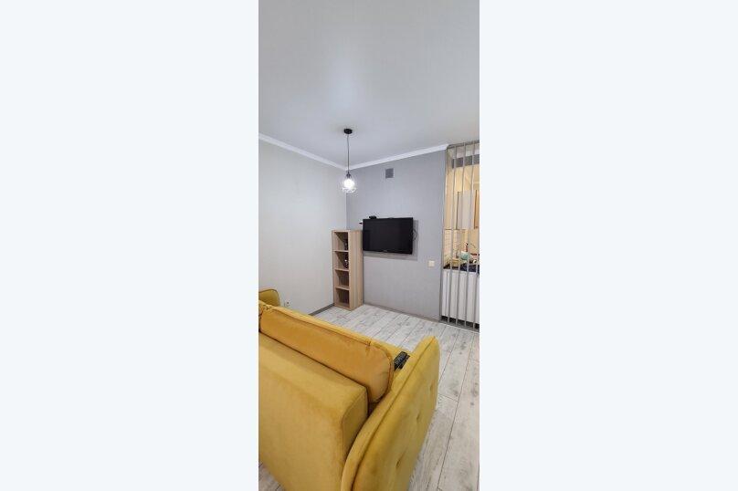 1-комн. квартира, 34 кв.м. на 4 человека, улица Карякина, 5к2, Краснодар - Фотография 12